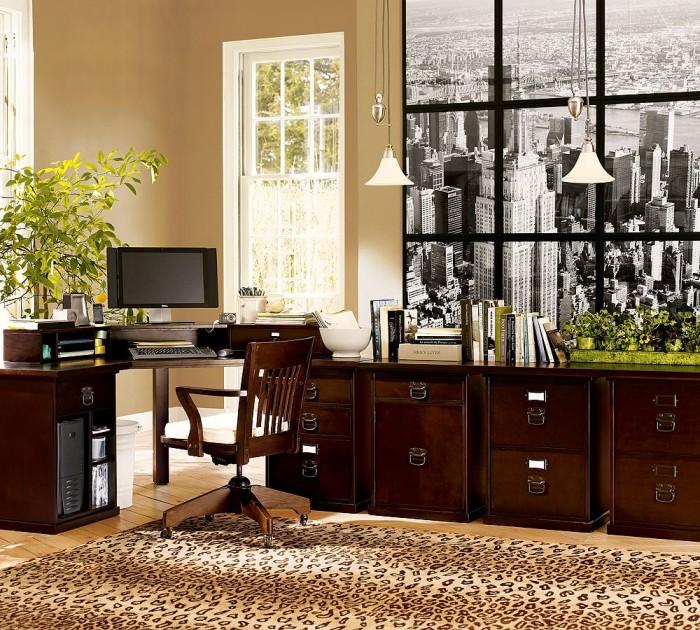 Creative Home Office Decorating Ideas: Creative Home Office Ideas