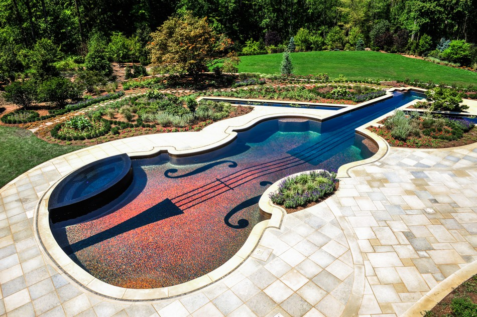 11 Most Beautiful Swimming Pools You Have Ever Seen Architecture Design