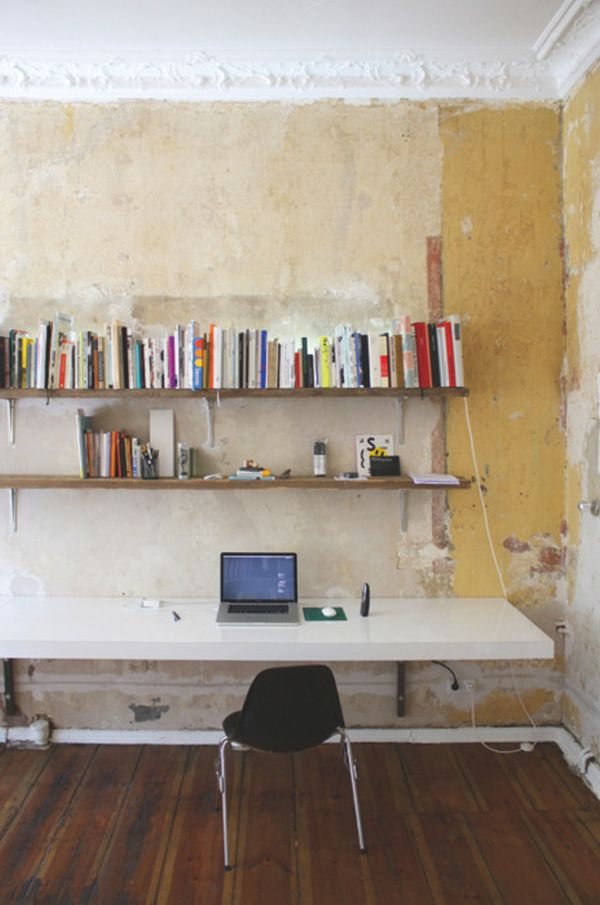20 Diy Desks That Really Work For Your Home Office Architecture Amp Design