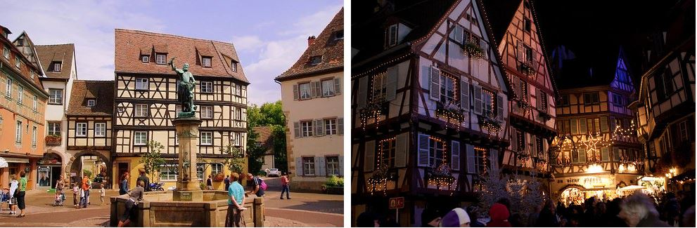 26 real places that look like they ve been taken out of Colmar beauty and the beast