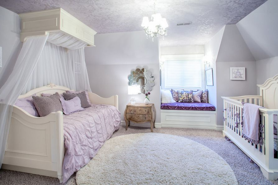 21 Cool Ceiling Designs That Turn Kids\' Bedrooms Into ...