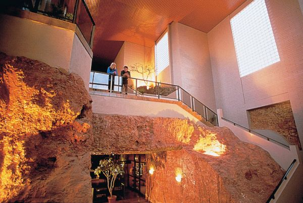 Underground Cave Home. 36 desert cave 12 Spectacular Cave Structures We d Like To Live In  Architecture