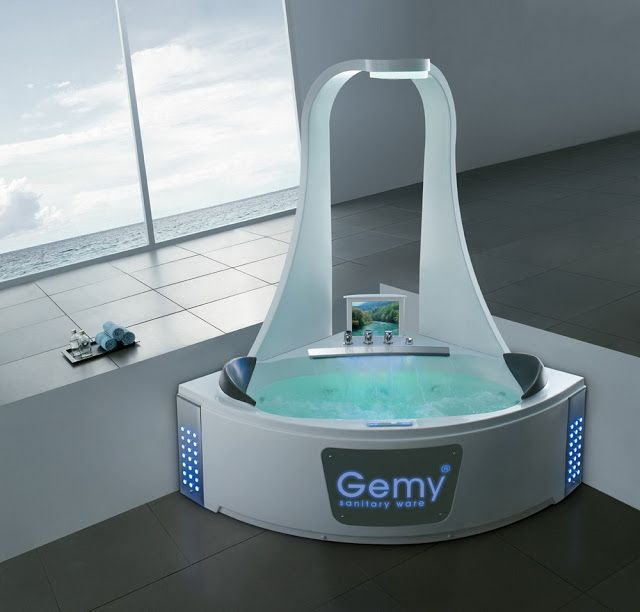 10 Sci Fi Looking Bathrooms That Are Available Right Now Architecture Design