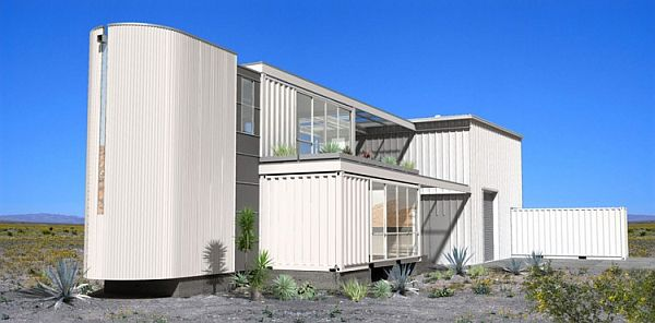22 Most Beautiful Houses Made From Shipping Containers : Architecture u0026 Design