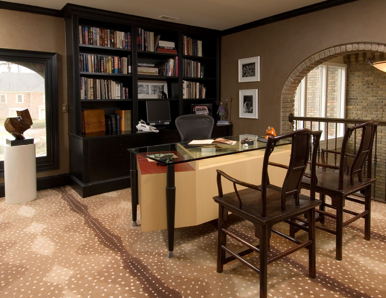 4 | Classic Home Office Design