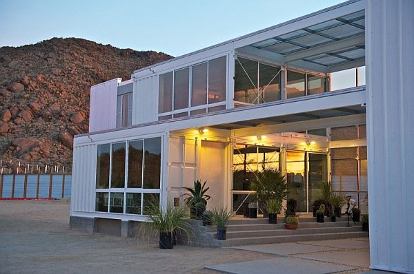 Houses Out Of Storage Containers 22 most beautiful houses made from shipping containers