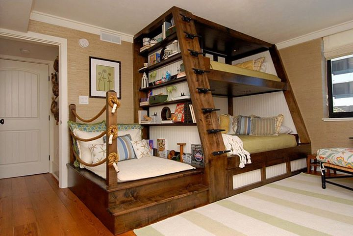 6 awesome bed design del mar - Cool Home Design