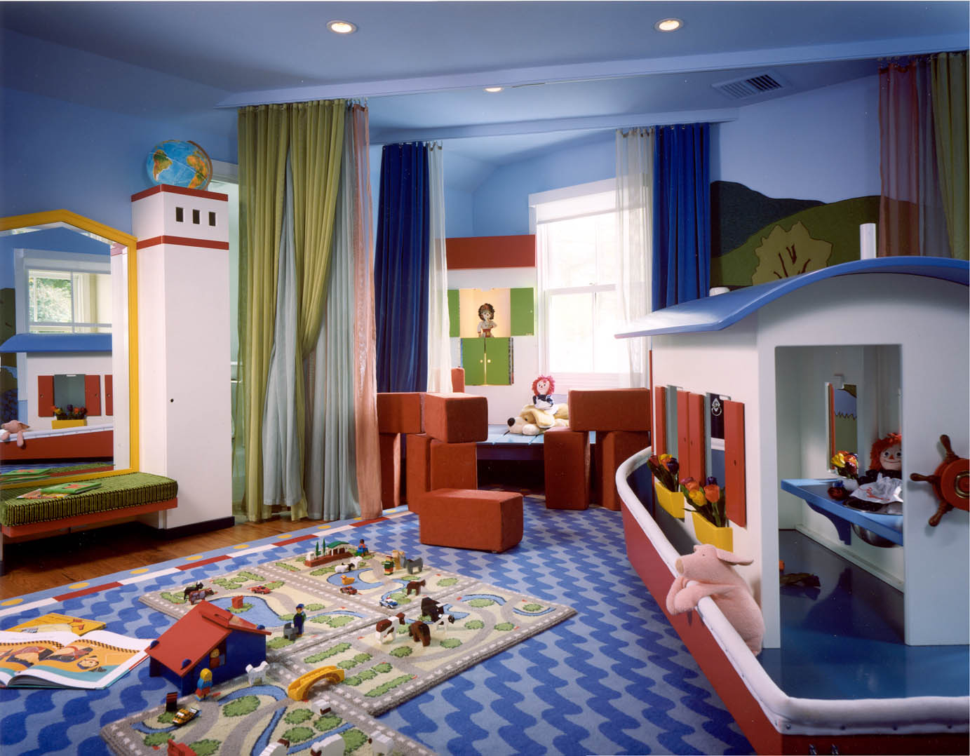 27 great kid's playroom ideas | architecture & design