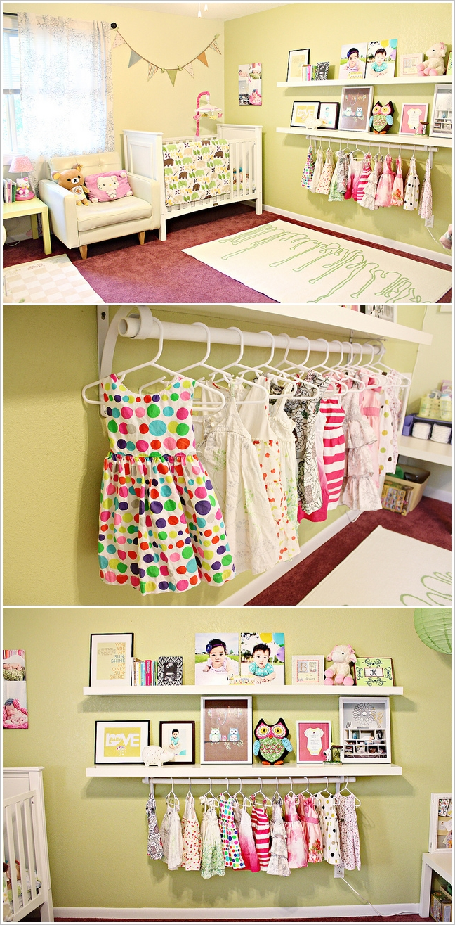 30 Awesome Baby Nursery Storage Ideas  Architecture & Design
