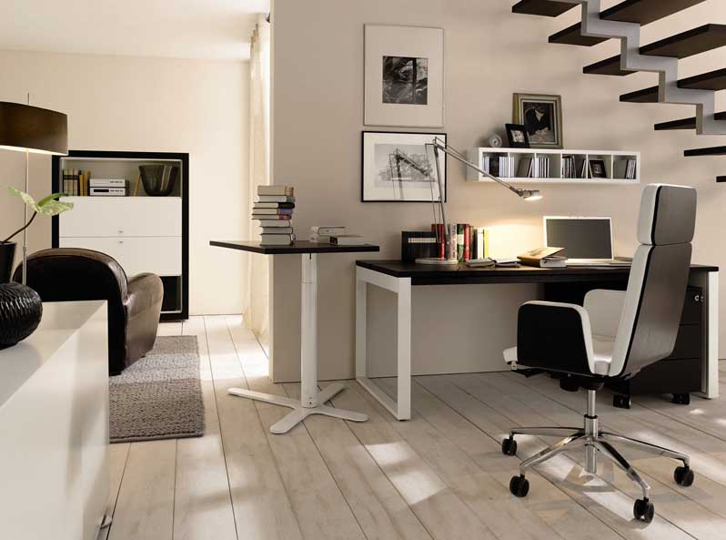 Creative Home Office Ideas | Architecture & Design on foyer design ideas, den design ideas, home office organization ideas, basement design ideas, bathroom design ideas, sewing room design ideas, home office pinterest, home office furniture, home office bookcases, modern bathroom ideas, home office desk, home office library, home office ideas for small spaces, home office workstation, creative office ideas, family room design ideas, rustic home office ideas, home office built in designs, laundry design ideas, home office on a budget,