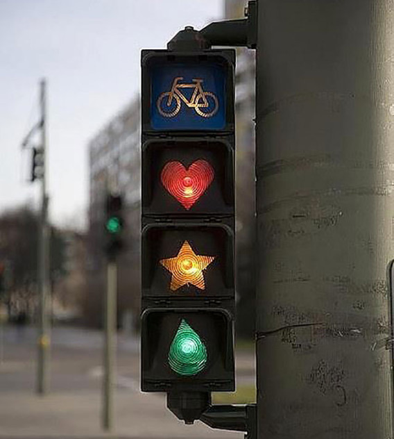 11 Of The World S Most Creative Traffic Lights
