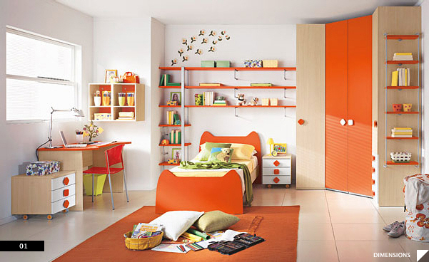 21 beautiful children s rooms architecture design 20408 | 8 modern kids bedroom
