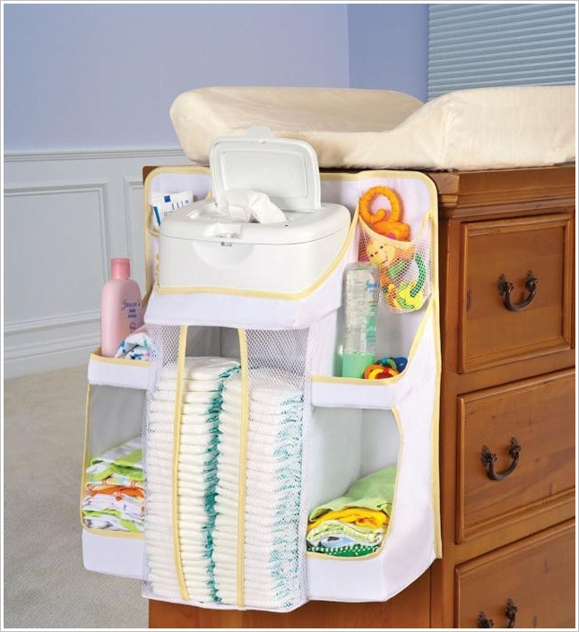 15 Awesome Baby Nursery Storage Ideas | Architecture & Design