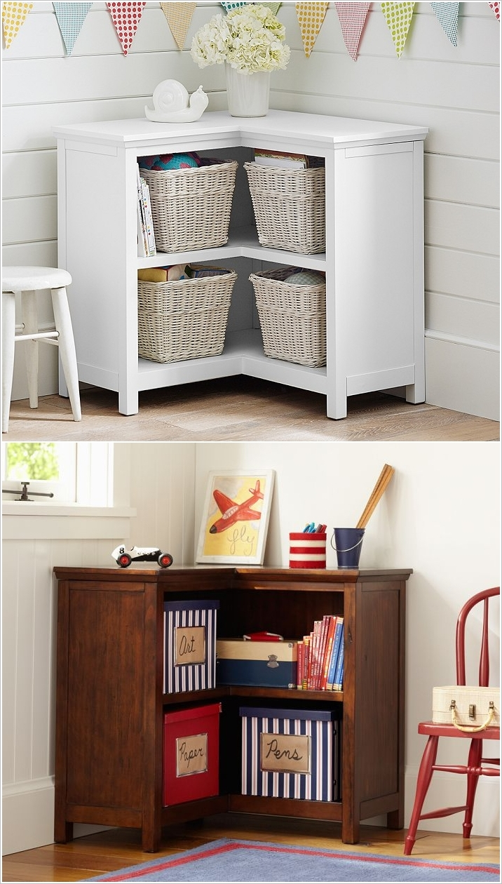 Kids Room Storage Bins