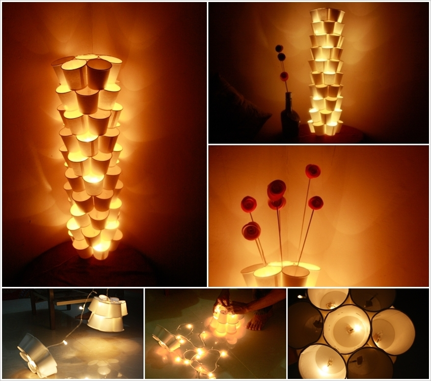 20 Amazing DIY Paper Lanterns and Lamps | Architecture & Design on diy lantern table, diy lantern centerpieces, diy lantern ornaments,