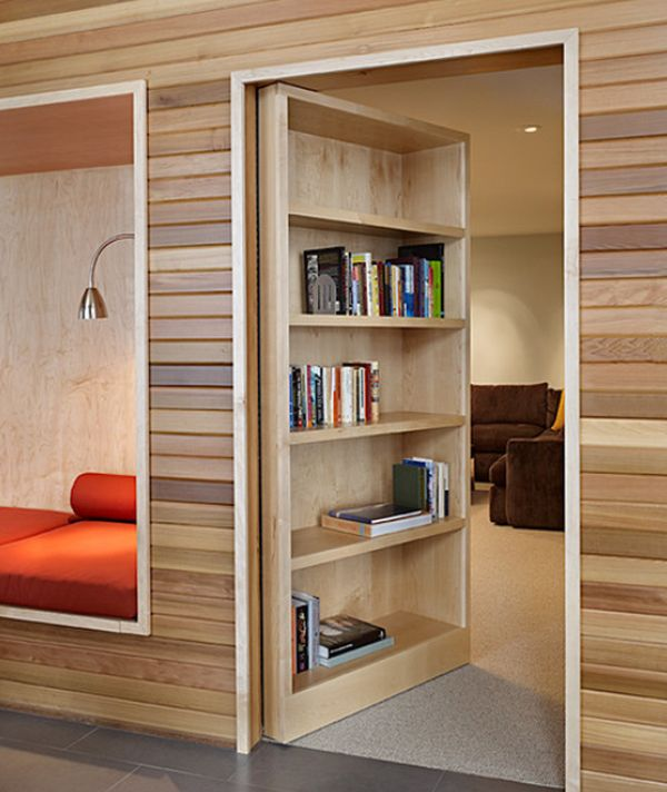 9 Wood Wal Bookcase Design