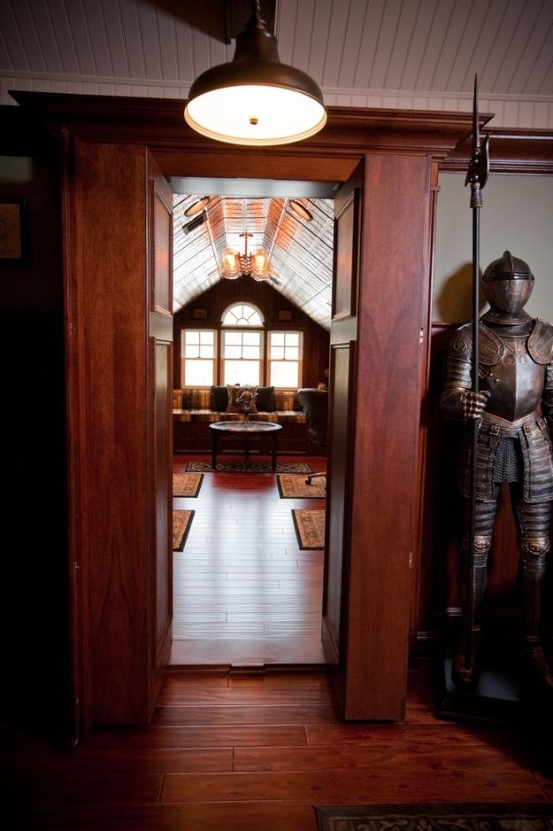 Secret Bookcase Door Hidden Rooms