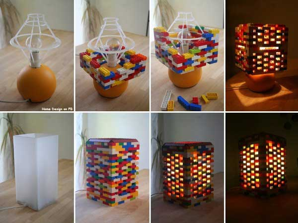 24 Inspirational DIY Ideas To Light Your Home | Architecture & Design