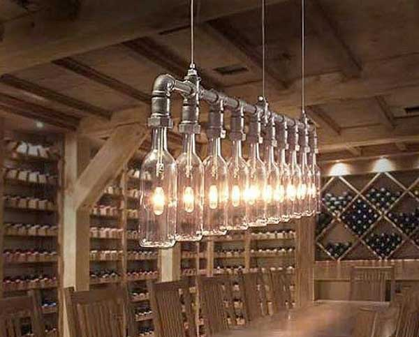 24 inspirational diy ideas to light your home for Home design ideas lighting
