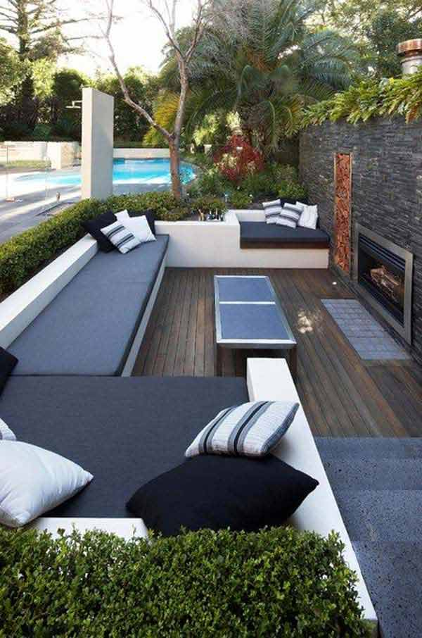 small backyard landscaping ideas 9 - Narrow Backyard Design Ideas