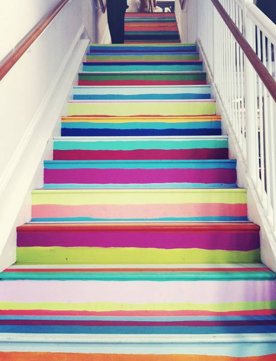 Home Stairs Decoration 2