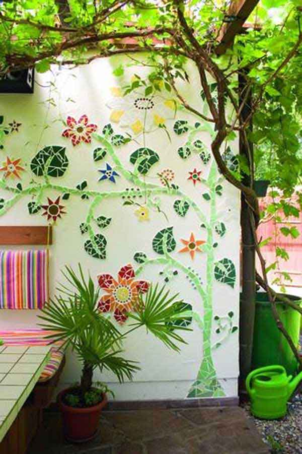 28 Stunning Mosaic Projects for Your Garden | Architecture & Design