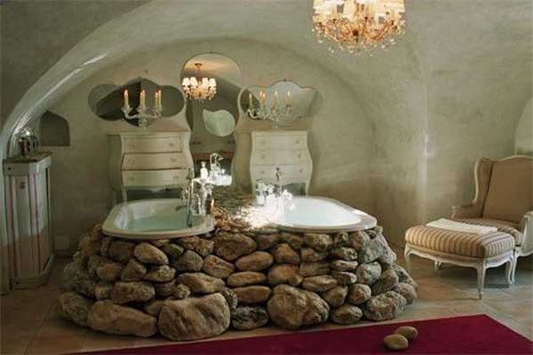 stone bathtub design ideas 8