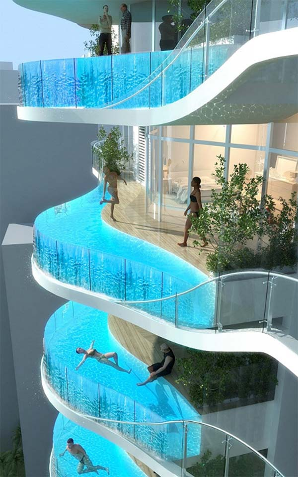 32 Crazy Things You Will Need In Your Dream House | Architecture ...