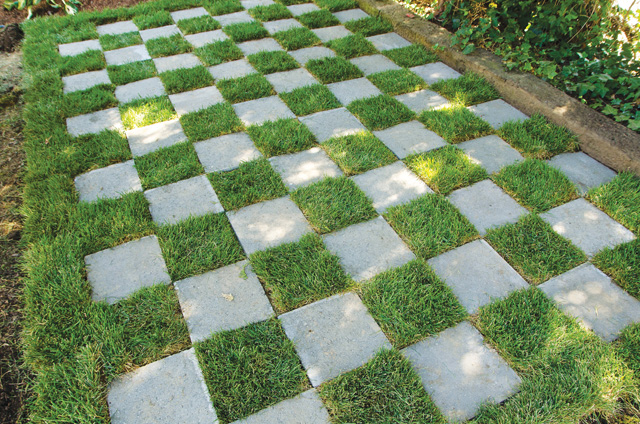 20 Aesthetic and Family-Friendly Backyard Ideas ... on Backyard Ideas Concrete And Grass id=36240