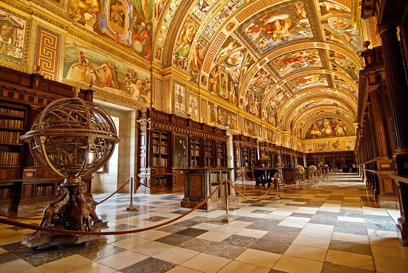 12-el-escorial-library-madrid-spain