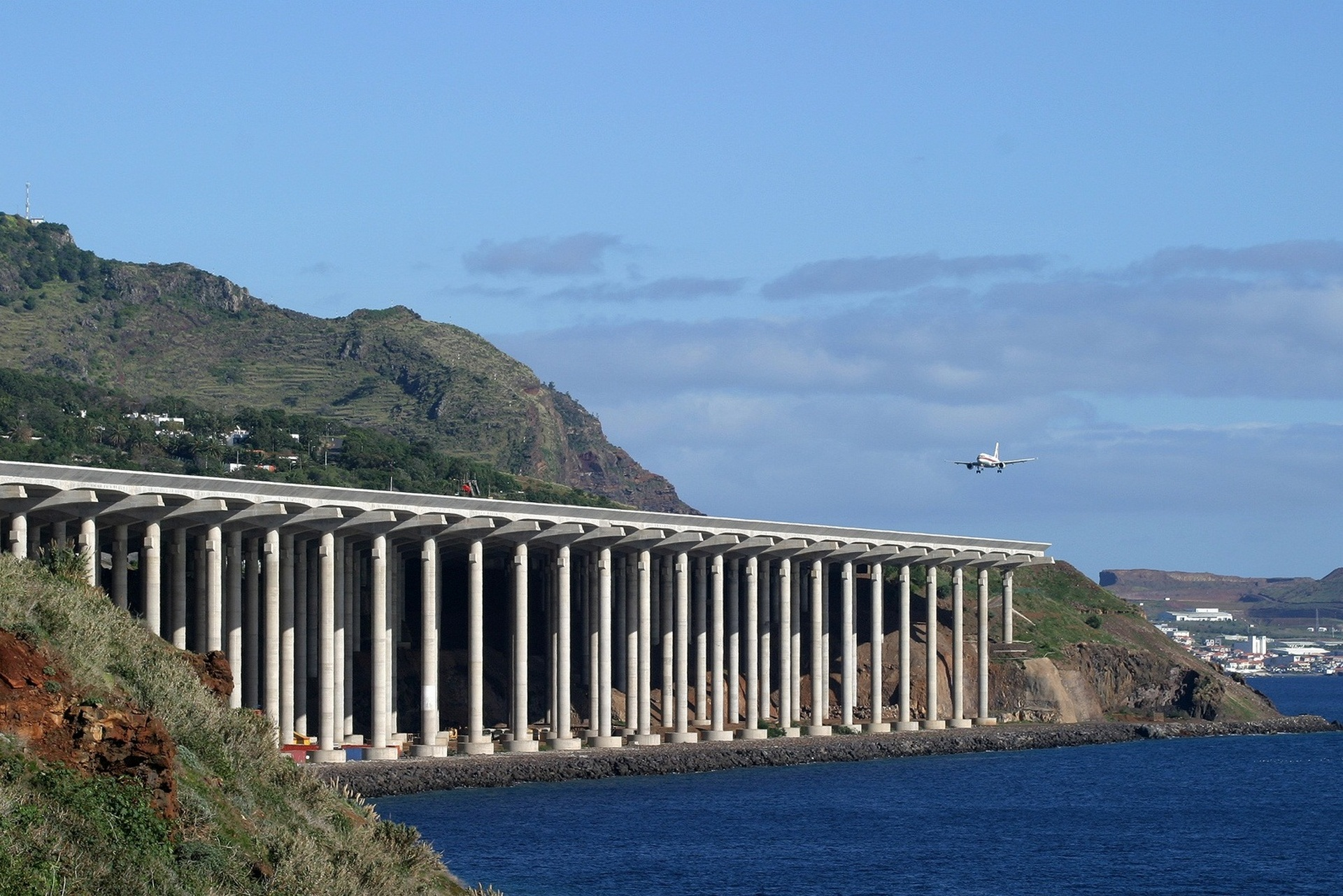 14. Madeira Airport, Portugal