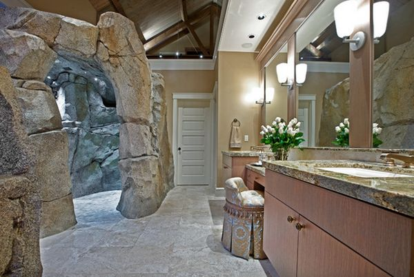 14 Cave Shower Design
