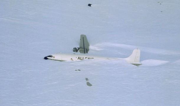 16. Ice Runway, Antarctica