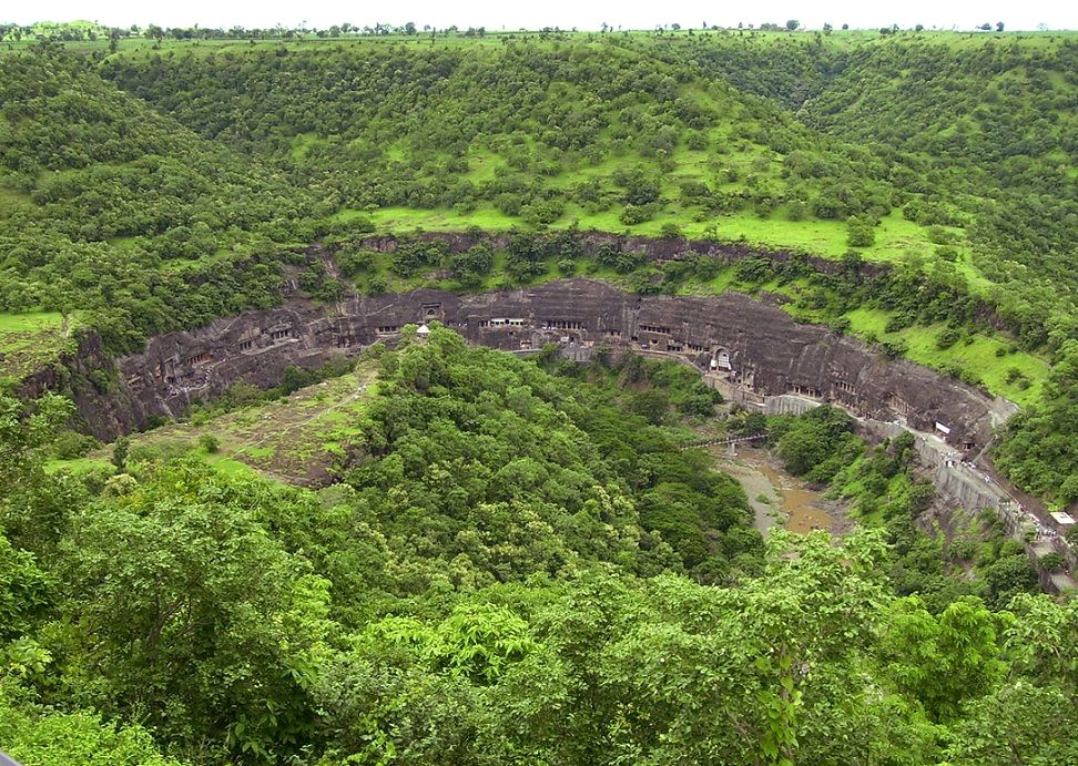 19-Ajanta_caves