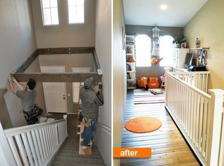 19-above-stair-case-playroom & 20 Amazing Remodeling Ideas For Your Home | Architecture u0026 Design