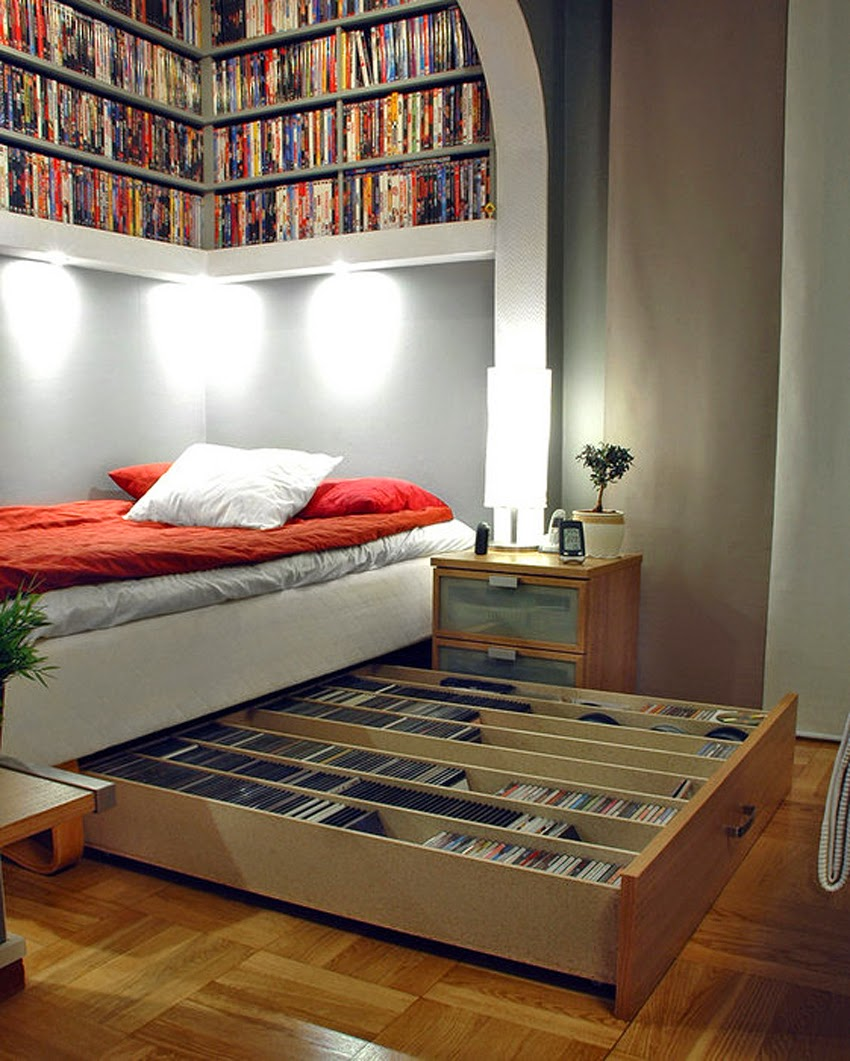 26 ways to rethink your bed