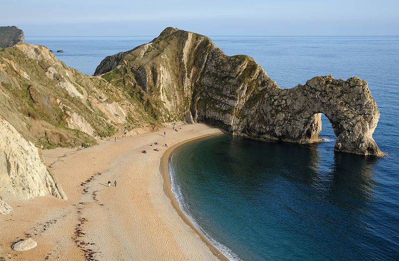 33-Durdle_Door_in_England