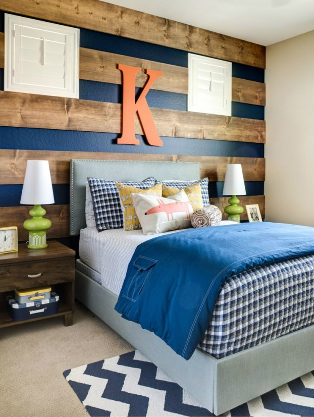 7 Inspirational Ways To Decorate A Boys Bedroom Architecture Design