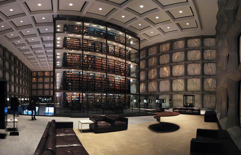 5-yale-rare-book-library