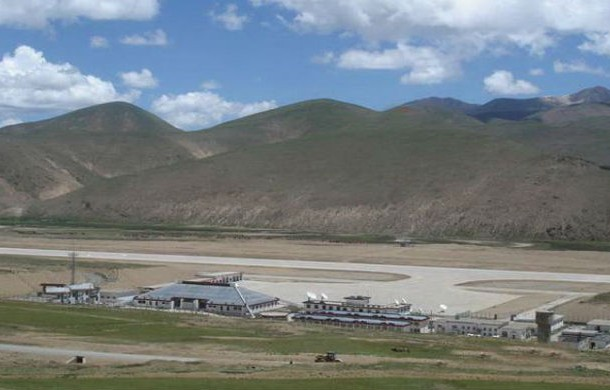 8. Qamdo Bamda Airport, Tibet