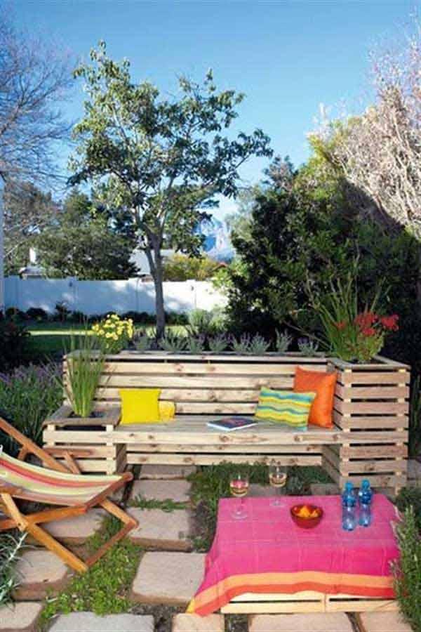DIY-Benches-for-Garden-21