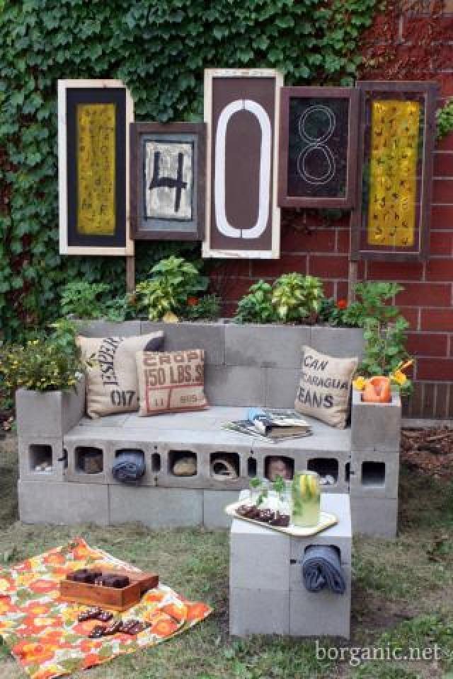 DIY-Benches-for-Garden-22