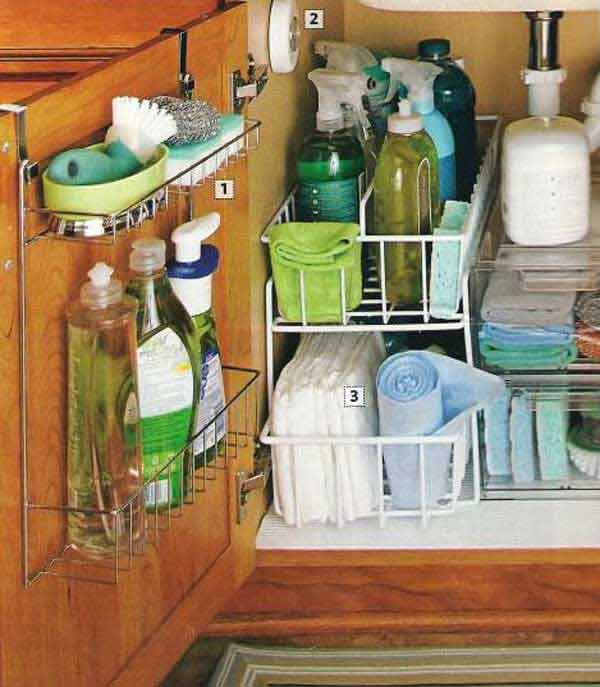 Kitchen Organizing Ideas 35+ diy hacks and ideas to improve your kitchen | architecture