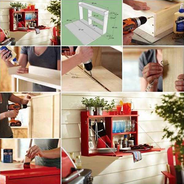 35 diy hacks and ideas to improve your kitchen for Ideas decorativas economicas