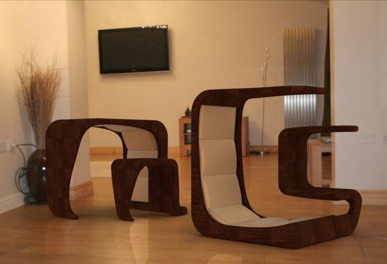 46 magnificent examples of creative furniture design for Furniture 23