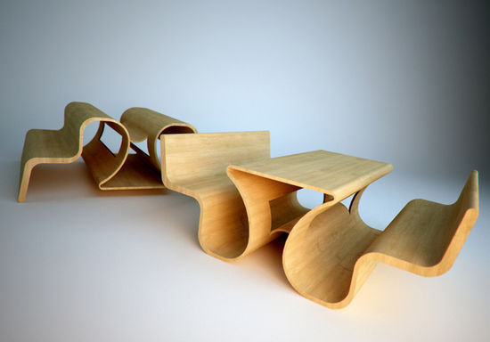 46 Magnificent Examples Of Creative Furniture Design ...