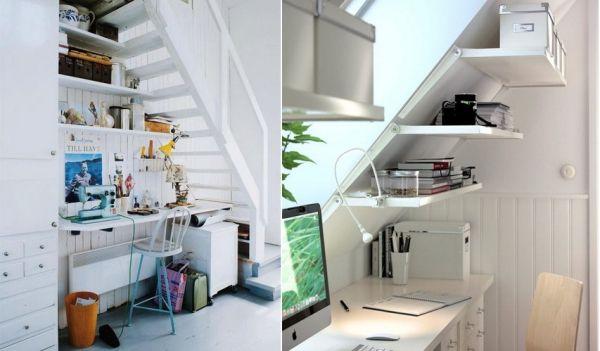Home Office Under Stairs Storage7