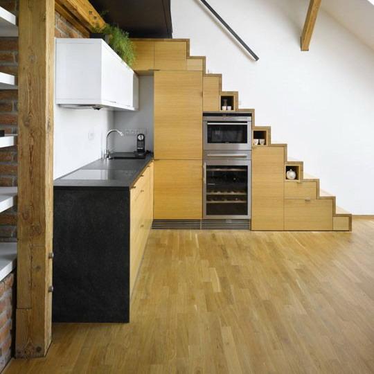 Storage Ideas Under Stairs In Kitchen4
