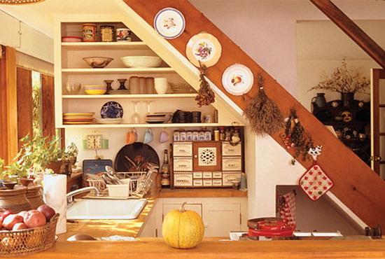 Storage Ideas Under Stairs In Kitchen5