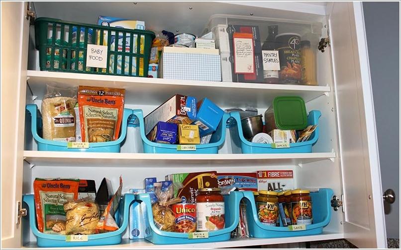 13 Ingenious Storage Hacks For Your Tiny Kitchen